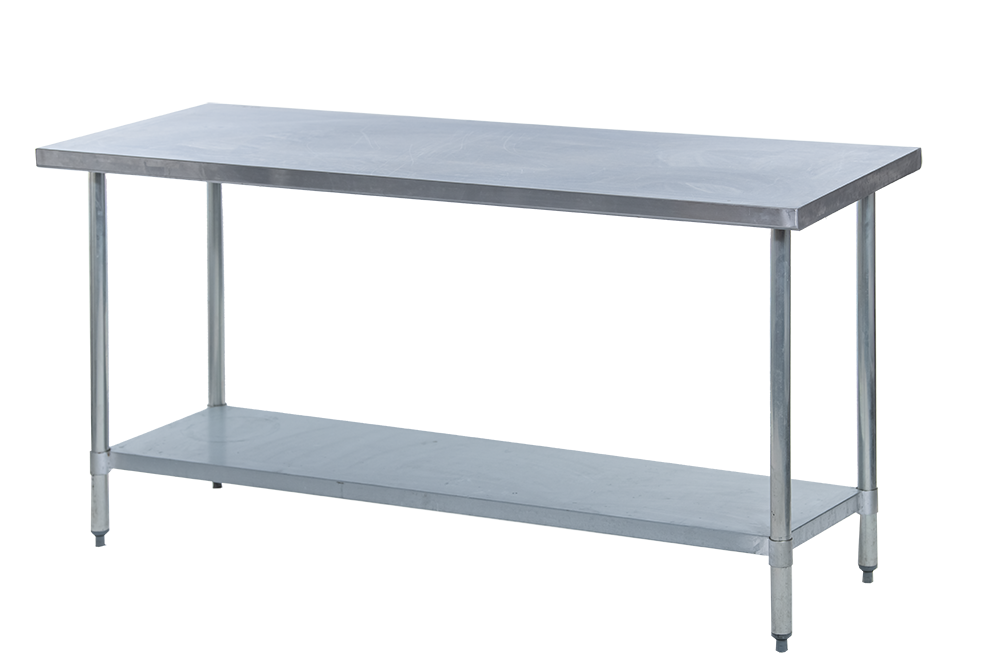 Prep Bench Stainless Steel