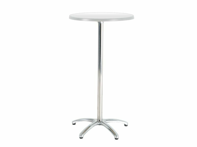 Dry Bar Table White